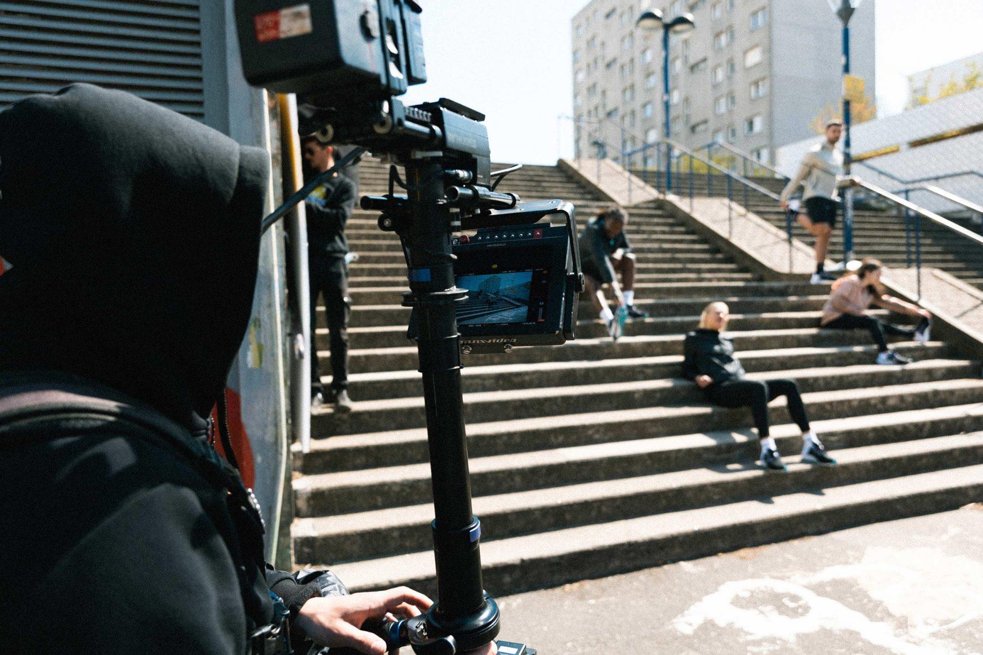 Tournage vidéo - Agence Audiovisuelle Quatre Deux Deux